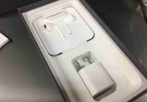 iPhone8同梱物