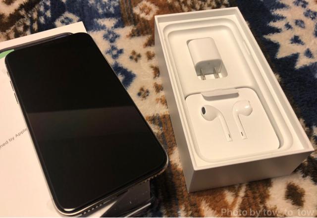 iPhoneX付属品
